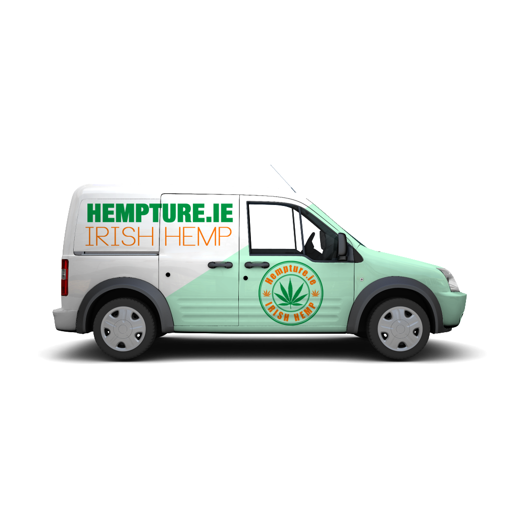 Hempture.ie-Van
