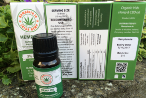 Hempture Organic Hemp CBD Extract Oil (15000mg Pure Cannabidiol) 500ml